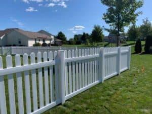 Alexander vinyl fence picture