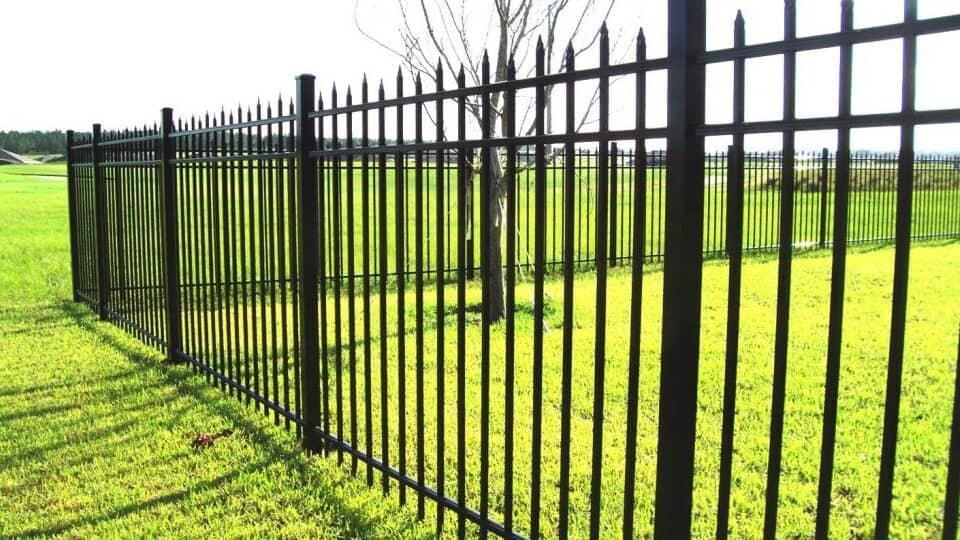 ALGUARD Aluminum Fence Style Picture